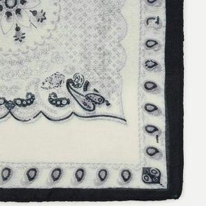 Accessories - Calico Print Scarf